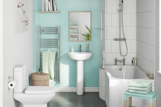 How to create a family friendly bathroom space