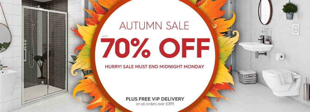 Autumn Sale up to 70% Off