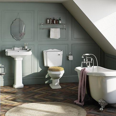 Winchester Bathroom Suite Range