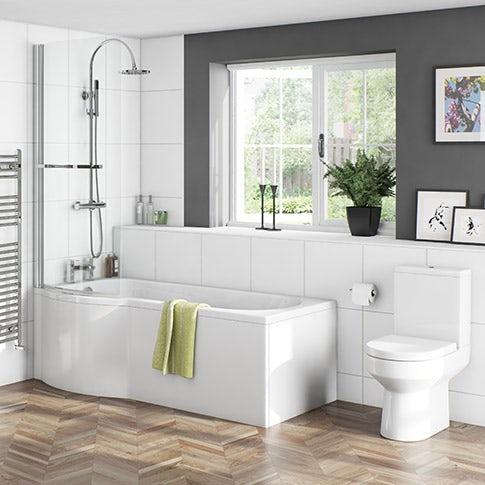 Oakley Bathroom Suite Range