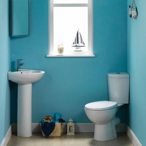 Palm Bathroom Suite Range