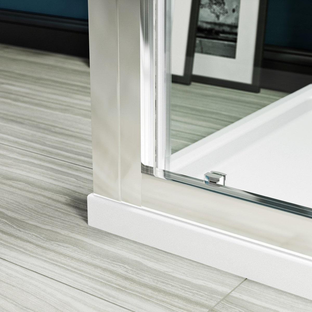 Mode Luxury 8mm Sliding Door Shower Enclosure