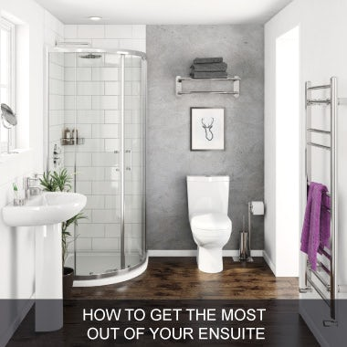 Ensuite bathroom ideas | VictoriaPlum.com
