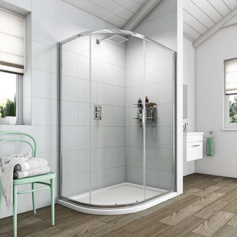 Cleaning Guide How To Clean Your Glass Shower Doors Properly: Benefits Of A Quadrant Shower Enclosure