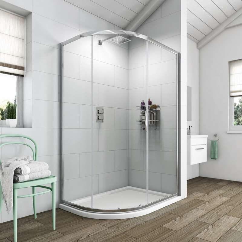 Benefits of a Quadrant Shower Enclosure | VictoriaPlum.com