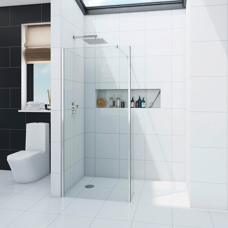 4 great wet room ideas for Wet room bathroom designs