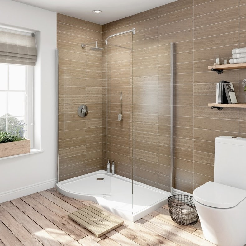 Modern Bath and Shower Options | VictoriaPlum.com
