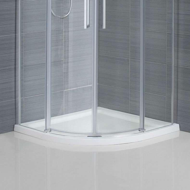 Shower tray sizes & measuring | VictoriaPlum.com