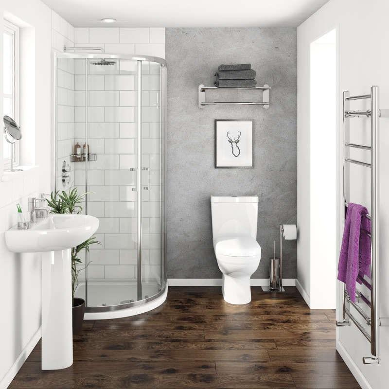 Como bathroom suite