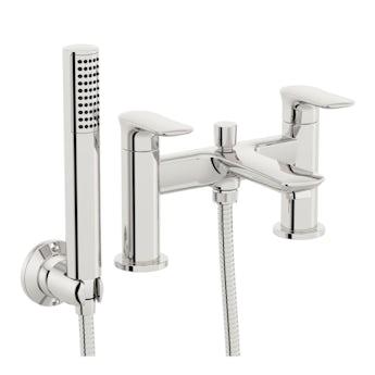 Cleanse bath shower mixer tap
