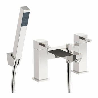 Cubik bath shower mixer tap