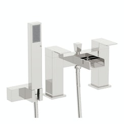 Mode Metro waterfall bath shower mixer tap