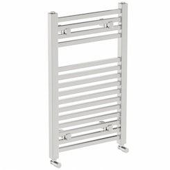 Square heated towel rail 800 x 490
