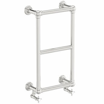 Dorchester heated towel rail 700 x 400 offer pack