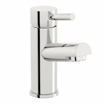 Matrix basin mixer tap