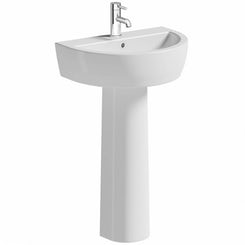 Mode Arte full pedestal basin 550mm