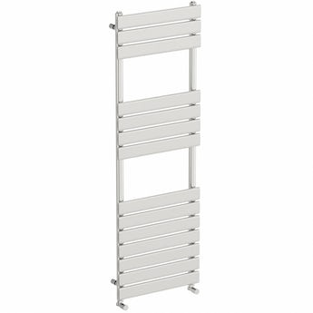 Signelle heated towel rail 1500 x 500 offer pack